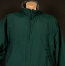 Vintage J Crew Barn Coat Mens size M Nylon with Poly Lining USA made
