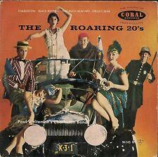"EP 4 TITRES--THE ROARING 20'S ""PAUL WHITEMAN'S BAND""--CHARLESTON / BLACK BOTTOM"