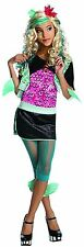NIP - MONSTER HIGH LAGOONA BLUE CHILD COSTUME Size LARGE (12-14)