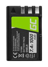 Replacement Battery for Nikon D3000 D40 D40A D40C D40X D5000 D60 camera 1000mAh
