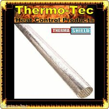 31.8mm x 1m ThermaShield - Tube Thermal Reflective Protective Heat Shield Sleeve