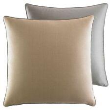 One Croscill Distinction Sage Reversible Euro Pillow Sham New