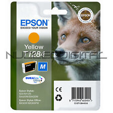 Cartucho Original Epson Yellow T1284 sx125 sx420 bx305