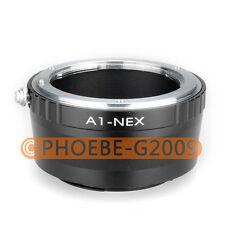 Nikon F AI Lens to SONY NEX E Mount Adapter NEX-7 NEX-5 NEX-3 NEX-VG10