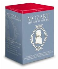 Mozart: The Great Operas, New DVDs