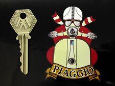 Piaggio Cafe Racer Pudding cuenca Casco Scooter pegatina
