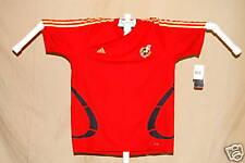 Spain Fef espanol futbola Adidas Soccer Jersey Xl Nwt