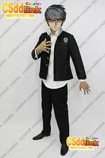 Persona 4 Protagonist Cosplay Costume Any Sizes CSddlink