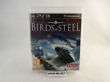 BIRDS OF STEEL SONY PS3 PLAYSTATION 3 PAL EU EUR ITA ITALIANO COMPLETO ORIGINALE