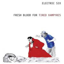 ELECTRIC SIX Fresh Blood For The Tired Vampyres CD 2016