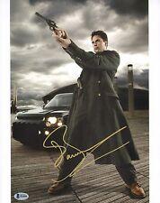 John Barrowman Signed 11x14 Photo BAS Beckett COA Doctor Who Torchwood Picture 1