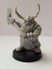 Proxy Warhammer Dwarf Ranger Champion for AD&D & Citadel Games RESIN