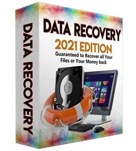 Recovery Software Undelete Recover Restore Lost Files Music Data Photos PC App