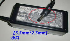 GENUINE TOSHIBA LAPTOP CHARGER ADAPTER SATELLITE C660 L300 L450 19V 3. OP