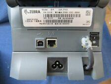 Zebra ZP 450 Label Thermal Printer USB Ethernet