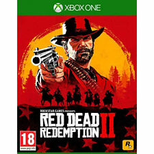 Red Dead Redemption 2 XBOX ONE New and Sealed RDR2 II