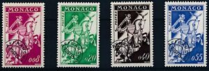 [30876] Monaco 1960 Good precancel set Very Fine MNH stamps