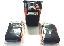 Manfrotto MB SV-ZPM-5BB Piccolo 5 Compact Camera Point-n-Shoot Pouch Lot 3