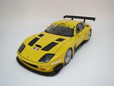 Kyosho 08392C  Ferrari  575  GTC  Evoluzione  (gelb) 1:18  OVP !