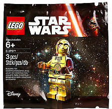 Lego Star Wars 5002948 C-3PO poly bag