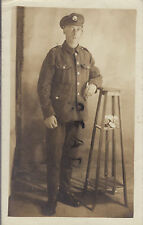 WW1 Soldier DCLI Duke of Cornwall's Light Infantry in France