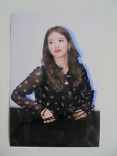 Suzy Bae Miss A 4x6 Photo Korean Actress KPOP autograph signed USA Seller 15