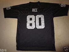 d81fa11f5 Jerry Rice  80 Oakland LA Raiders Reebok NFL Jersey XL