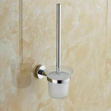 Wandmontage WC Garnitur Toilettenbürste Klobürstenhalter Klobürste Bürstenhalter