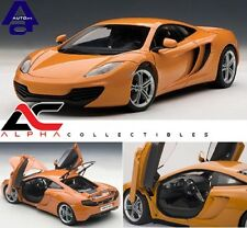 AUTOART 76006 1:18 MCLAREN MP4-12C ORANGE SUPERCAR