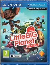 LITTLE BIG PLANET GAME PS Vita Sony Playstation ~ NEW / SEALED
