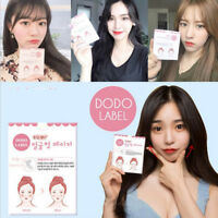 10/40X Face V Shape Facial Slimming Sticker Lift Up Reduce Double Chin Face Mask