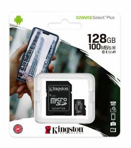 128GB Micro SD Memory Card For Motorola Moto G6 Mobile Phone