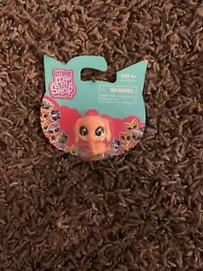 Littlest Pet Shop Mini-Scale Pet Orange Puppy -