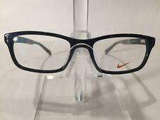 Nike 7237 Masculino Armação De Óculos De Plástico 001 Preto cargo  Cáqui-Novo! au. 8aa3ebb1a7