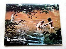 1970 Vtg 3 Days of Peace & Music WOODSTOCK, Michael Wadleigh,Movie Program Magaz