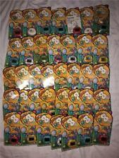 144 Piece Vintage 1990's Lot Dinky Dino ~ Dinkie Penguin ~ 8 in 1 Mini Pets ~