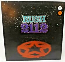 "Rush ""2112"" gatefold sleeve LP"