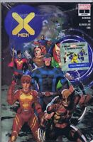 X-Men #1 Variant Walmart 3 Pack 2020 Marvel Comics