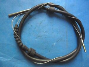 FIAT X1/9 BERTONE 1979-88 ACCELERATOR CABLE ASSEMBLY WITH FUEL INJECTION NEW