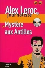 Collection Alex Leroc - Mystère aux Antilles + CD. ENVÍO URGENTE (ESPAÑA)