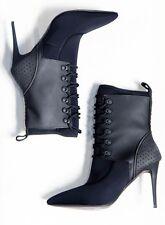 Alexander Wang X H&M Scuba Pointed High Heel Boots