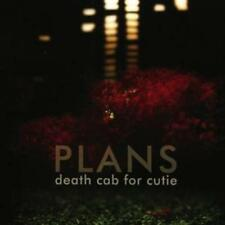 Death Cab for Cutie : Plans CD (2005) ***NEW***
