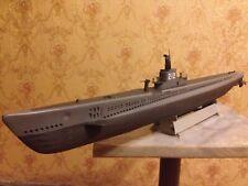 1:144 Gato SS-212 US submarine complete model 1944