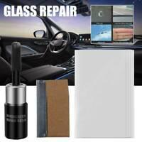 Car Windshield Repair Kit Windscreen Glass Scratch Crack Window Screen Polishing