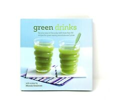 Green Drinks by Nicola Graimes (2015, Hardcover) Book