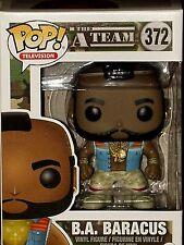 Funko Pop! Television 2016 The A-Team B.A. Baracus Mr. T Vinyl Figure #372  MINT