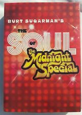 Burt Sugarman's The Soul of The Midnight Special (DVD, 2019, 10-discs), Sealed