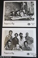RAPPIN 4-TAY—TWO 1995 PUBLICITY PHOTOS
