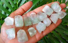 Light Green Apophyllite Crystals Minerals Specimen #L5