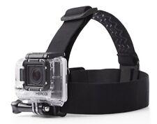 GoPro Mount Stirn Kopf Band Binde Head Halterung Aufnahme Adapter Hero 4 5